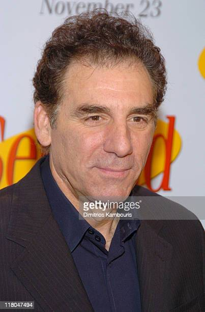Michael Richards during 'Seinfeld' New York DVD Release Party at Rockefeller Plaza in New York City New York United States
