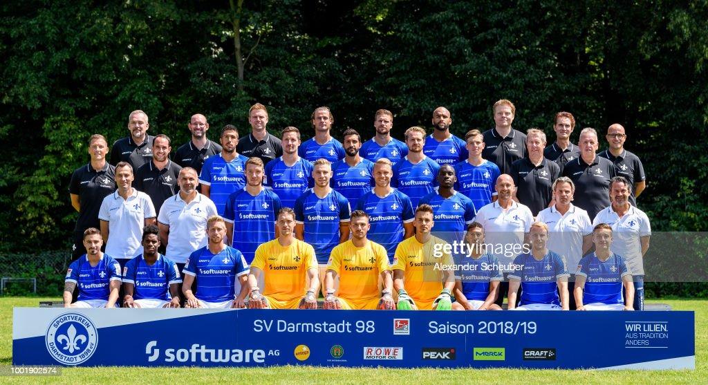 SV Darmstadt 98 - Team Presentation
