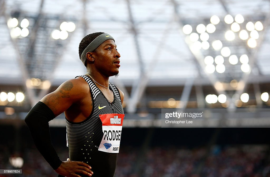 Muller Anniversary Games - IAAF Diamond League 2016: Day One