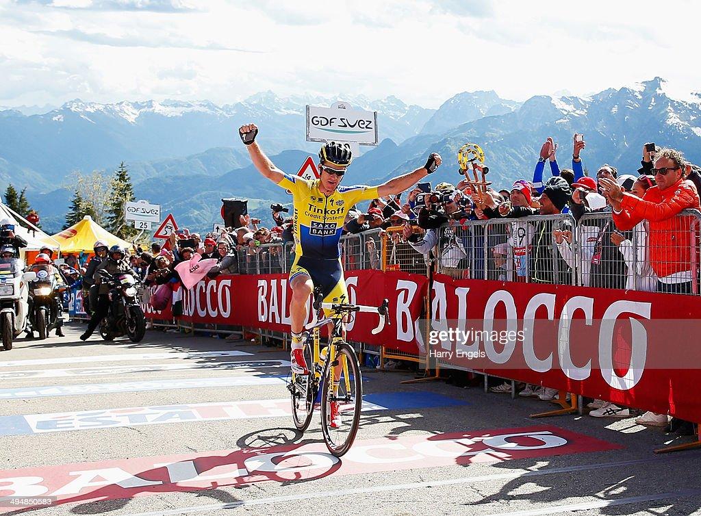 2014 Giro d'Italia - Stage Twenty : ニュース写真