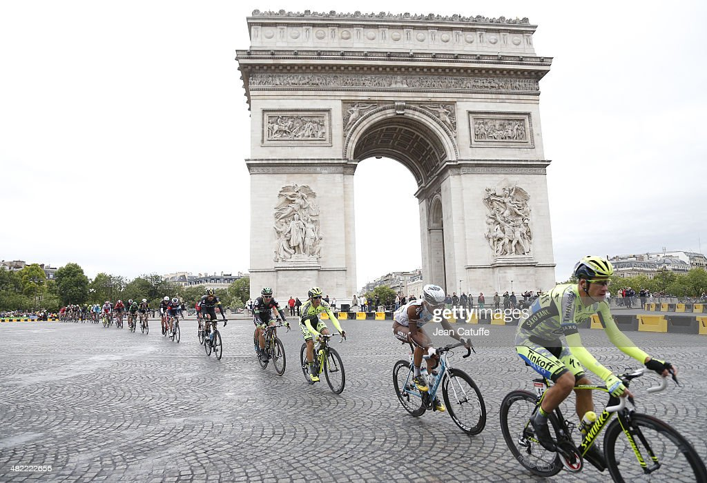 Le Tour de France 2015 - Stage Twenty One