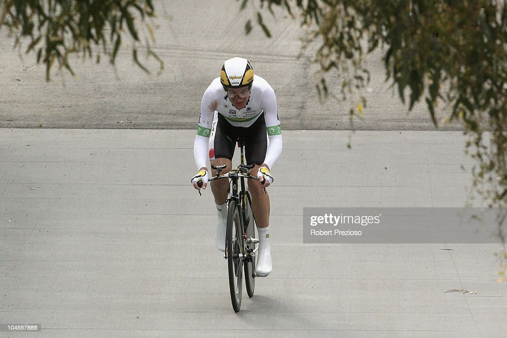 2010 UCI Road World Championships - Day 2