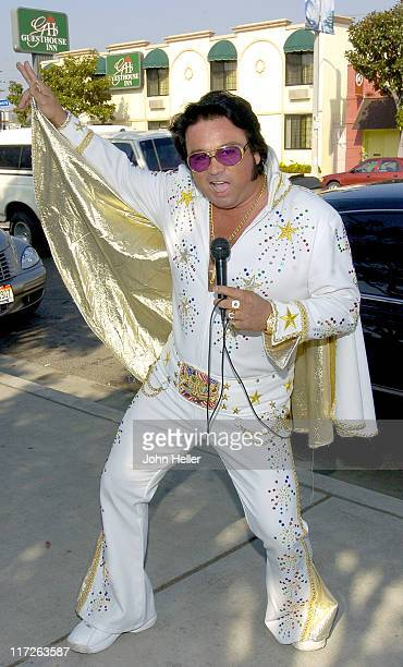 Michael Romeo during CBS Announces an Open Casting Call to Find The Next King Of Rock 'N' Roll to Star as Elvis Presley in the Upcoming Miniseries...