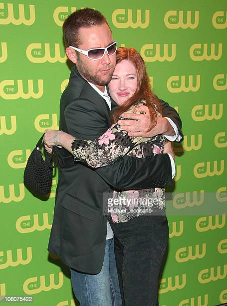 Michael Rosenbaum and Annette O'Toole during The CW 20062007 Prime Time Preview at Madison Square Garden in New York City New York United States