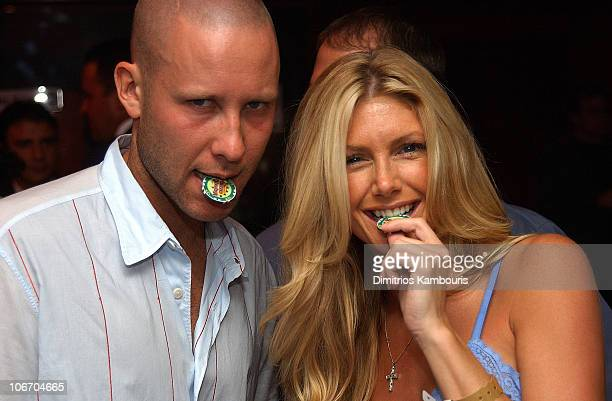 Michael Rosenbaum Brande Roderick during BETonSPORTS Inaugurates VIP Club with a Grand Opening in Costa Rica Featuring Carmen Electra and The...