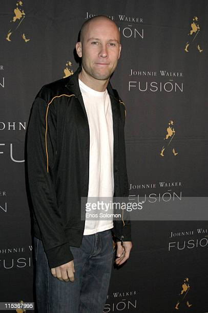 Michael Rosenbaum during Johnnie Walker Black Label Brings Fusion to Los Angeles A Unique Combination of Food Fashion and Fun to Benefit Self Help...