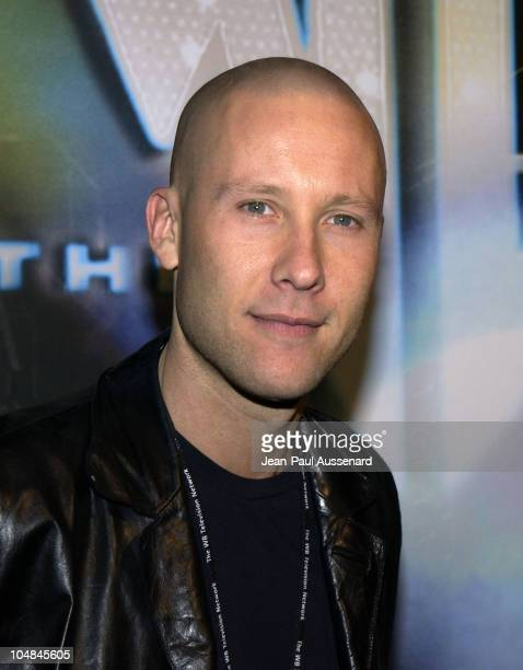Michael Rosenbaum during The WB Network AllStar Celebration Arrivals at The Highlands in Hollywood California United States