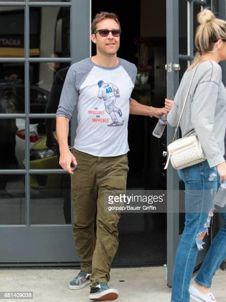 Michael Rosenbaum is seen on May 09 2017 in Los Angeles California