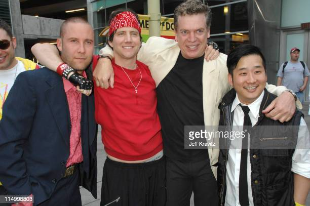 Michael Rosenbaum Jamie Kennedy Christopher McDonald and Bobby Lee