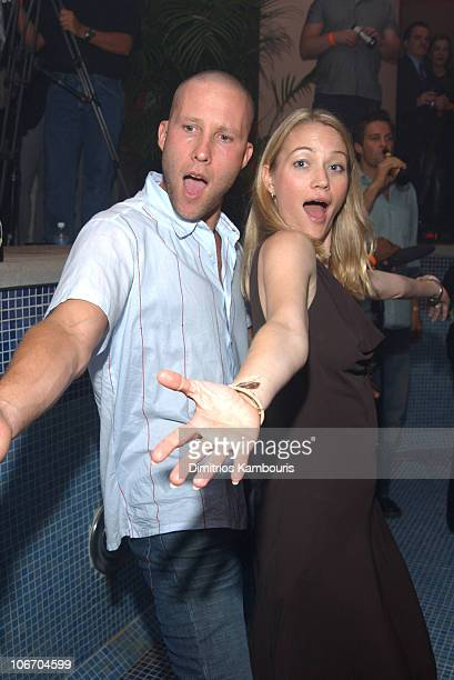 Michael Rosenbaum Sarah Wynter during BETonSPORTS Inaugurates VIP Club with a Grand Opening in Costa Rica Featuring Carmen Electra and The Pussycat...
