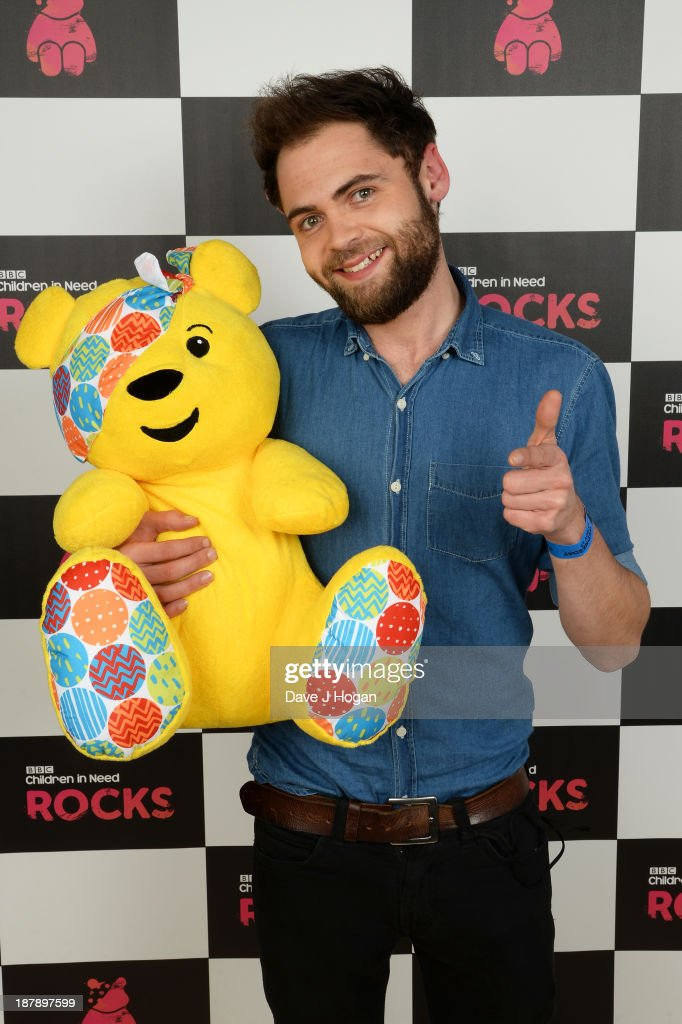 Children In Need Rocks: EXCLUSIVE Backstage Studio