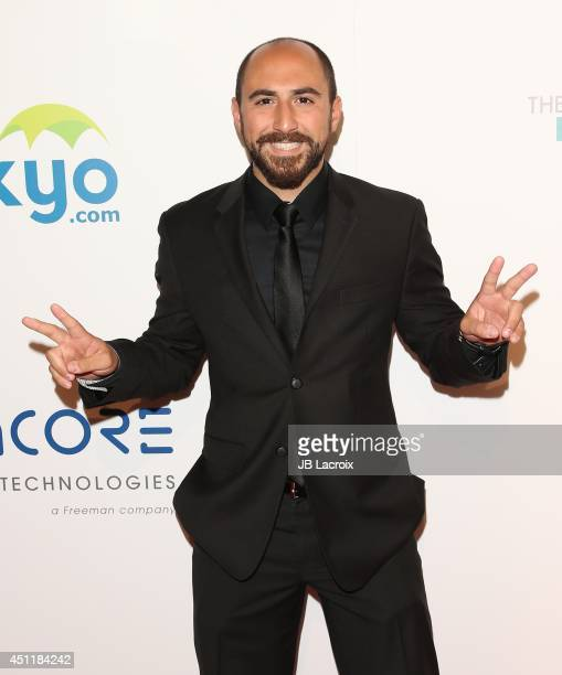 Michael Rossi attends the 5th Annual Thirst Gala hosted by Jennifer Garner in partnership with Skyo and Relativity's 'Earth To Echo' on June 24 2014...