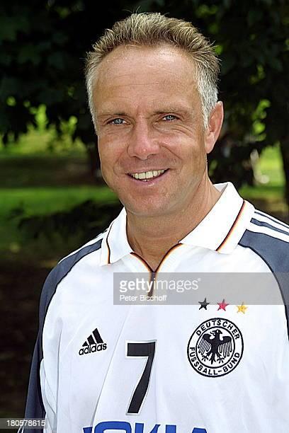 Michael Rummenigge Sportler Porträt Portrait