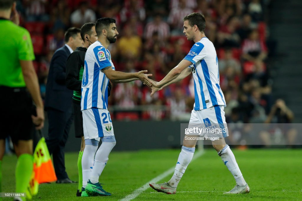 Athletic de Bilbao v Leganes - La Liga Santander : News Photo