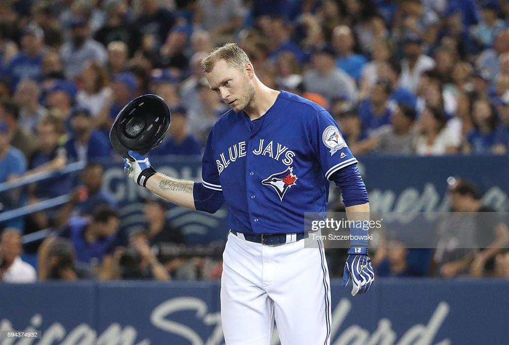 Houston Astros v Toronto Blue Jays