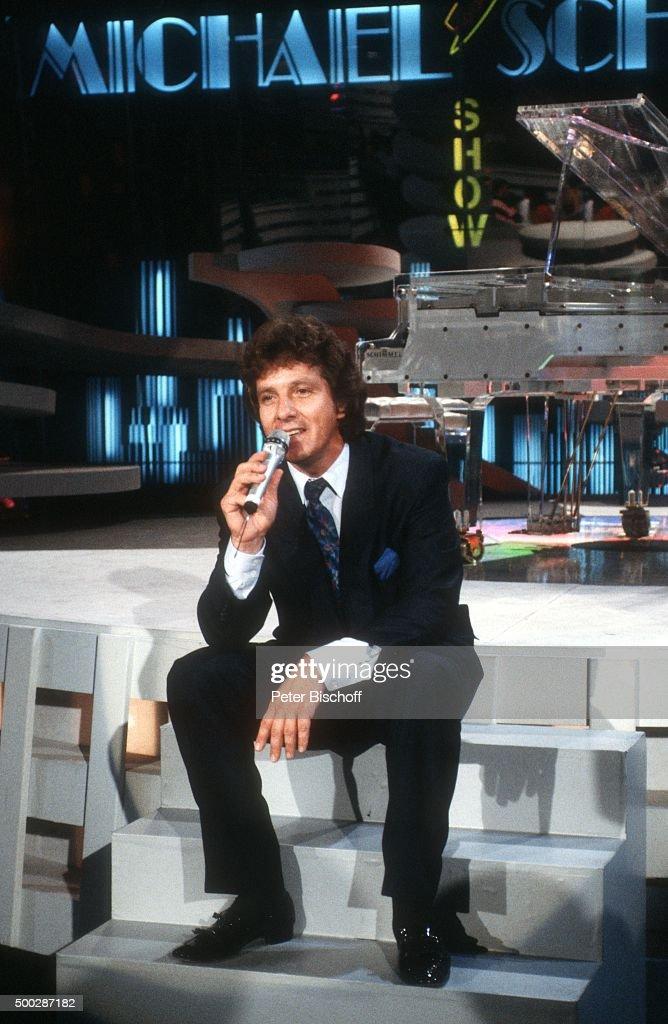 """""""ARD-Show """"""""Die Michael Schanze-Show"""""""""""" : News Photo"""