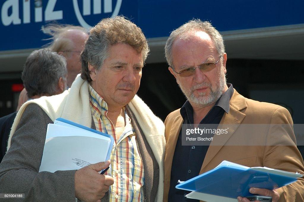 Michael Schanze , Otto Koch (Jury Mitglieder), ARD Hobbykoch WM