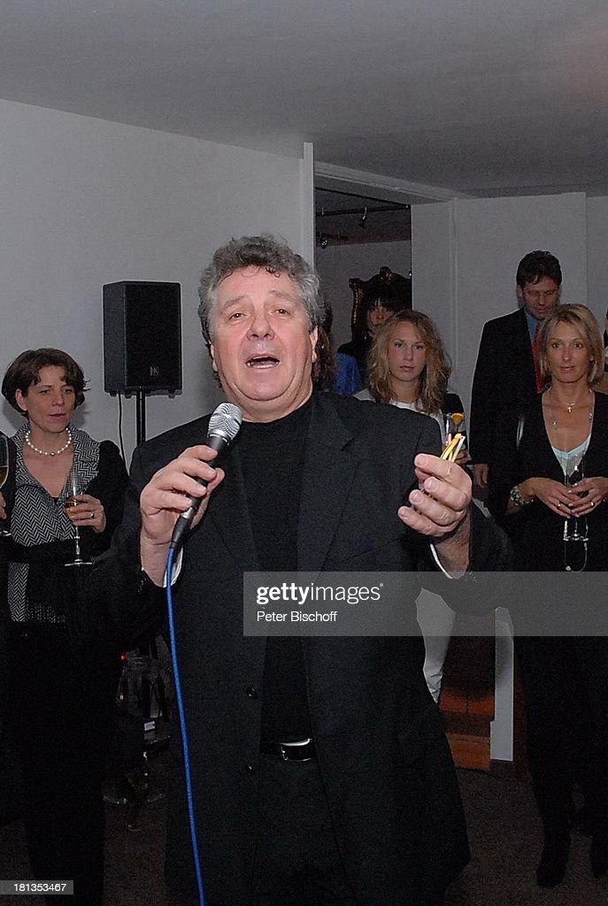 Michael Schanze, Party Gäste, Party Zum 60. Geburtstag Von Michael Schanze,
