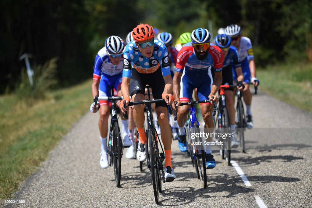 72nd Criterium du Dauphine 2020 - Stage 2 : News Photo
