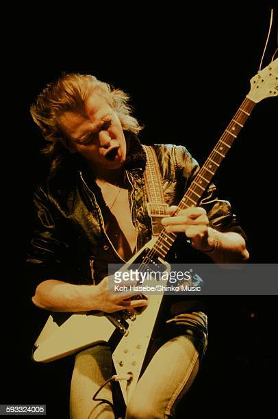Worlds Best Michael Schenker Stock Pictures Photos And