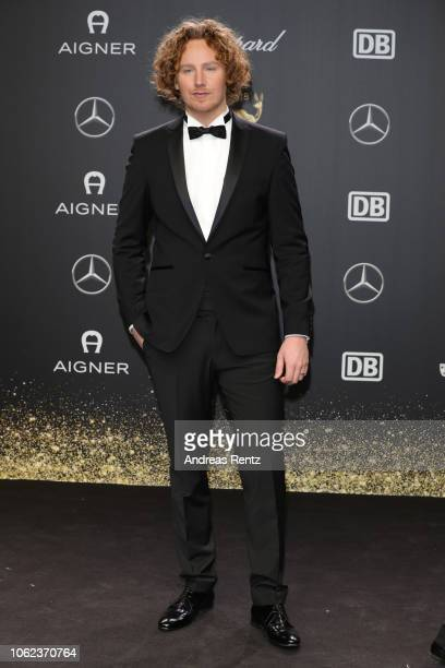 Michael Schulte attends the 70th Bambi Awards at Stage Theater on November 16 2018 in Berlin Germany