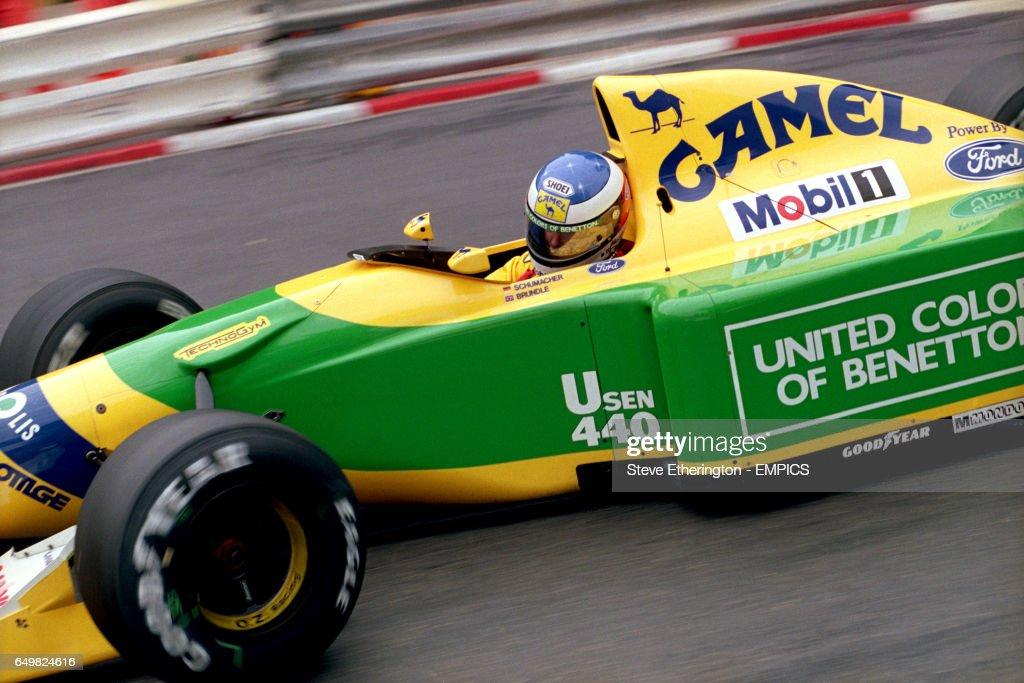 Formula One Motor Racing - Monaco Grand Prix - Race : News Photo