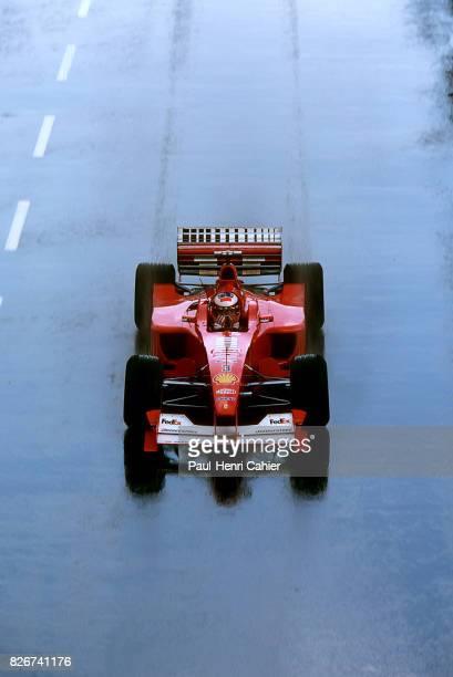 Michael Schumacher, Ferrari F1-2000, Grand Prix of Great Britain, Silverstone, 23 April 2000.