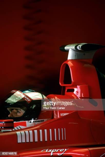 Michael Schumacher Ferrari F300 Grand Prix of Great Britain Silverstone 12 July 1998