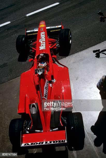 88 Ferrari F300 Bilder Und Fotos Getty Images