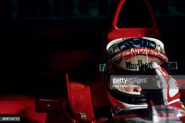 Michael Schumacher Ferrari F310B Grand Prix of Luxembourg Nurburgring 28 September 1997