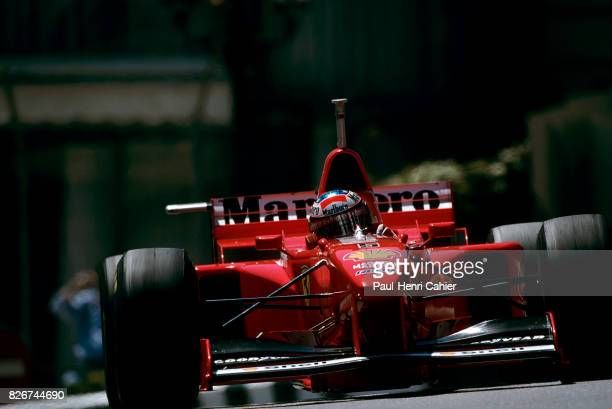 Michael Schumacher Ferrari F310B Grand Prix of Monaco Monaco 11 May 1997