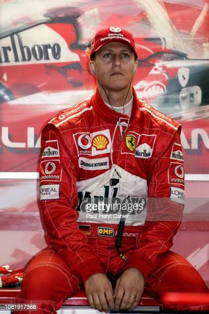 Michael Schumacher, Grand Prix of Australia, Albert Park, Melbourne Grand Prix Circuit, 07 March 2004.