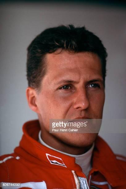 Michael Schumacher Grand Prix of Brazil Interlagos 30 March 1997