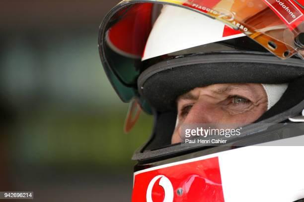 Michael Schumacher Grand Prix of France Circuit de Nevers MagnyCours 21 July 2002