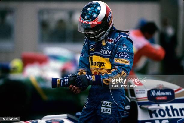 Michael Schumacher, Grand Prix of Japan, Suzuka, 06 July 1994.
