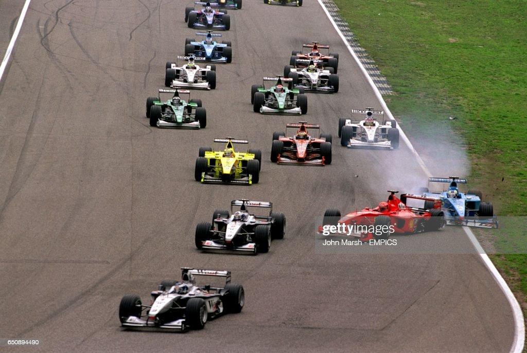 Formula One Motor Racing - German Grand Prix : News Photo