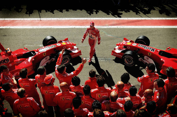 UNS: Game Changers - Michael Schumacher