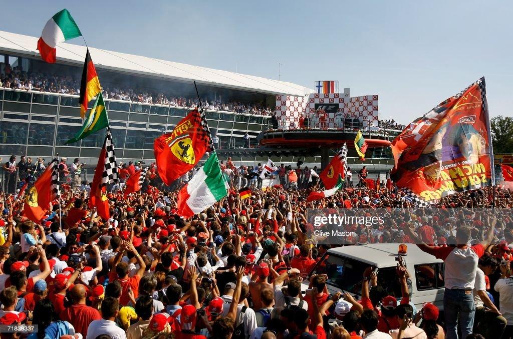 Italian F1 Grand Prix : ニュース写真