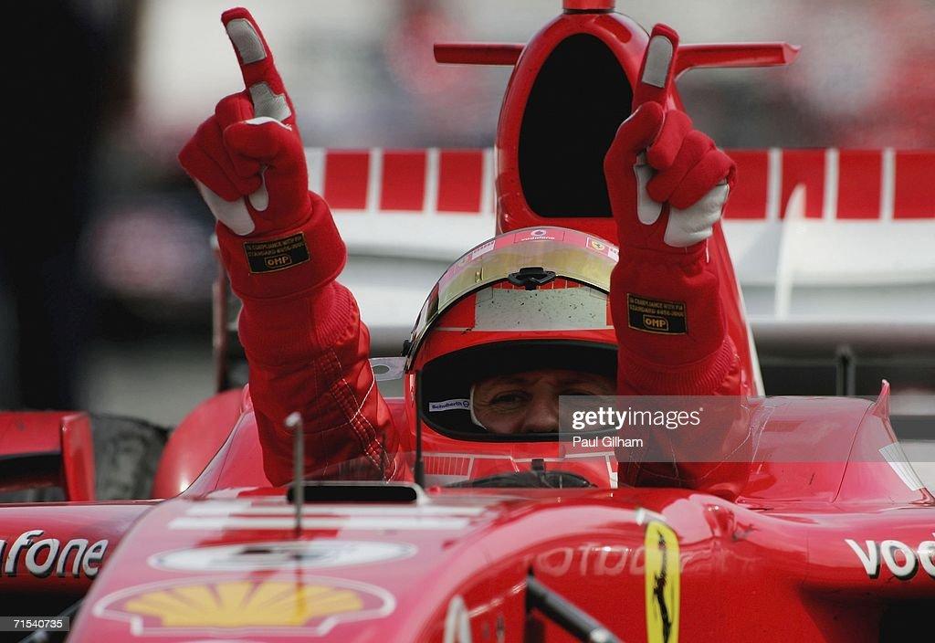 German F1 Grand Prix : News Photo