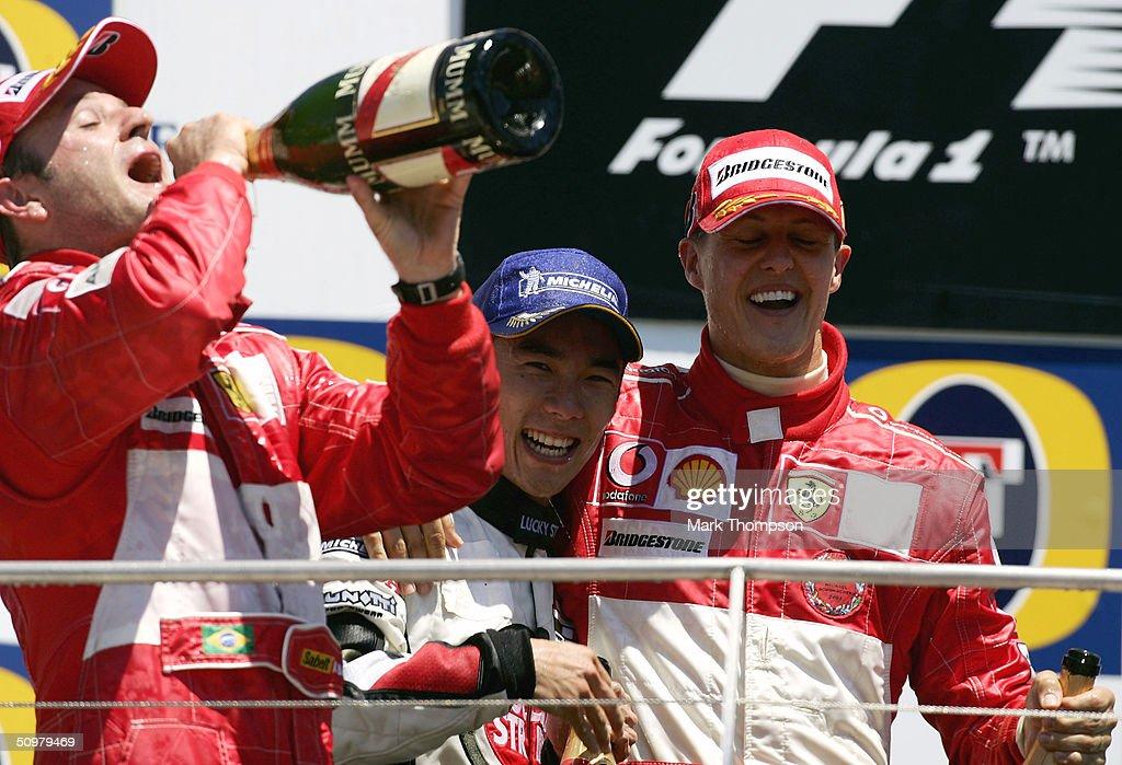 The United States Grand Prix : News Photo