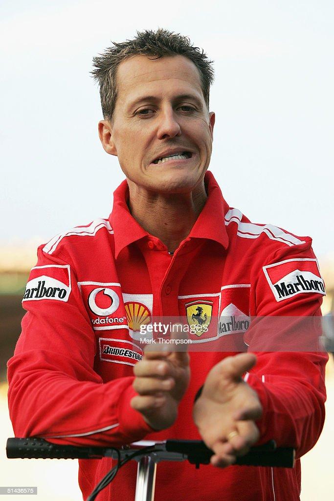 Michael Schumacher Jokes