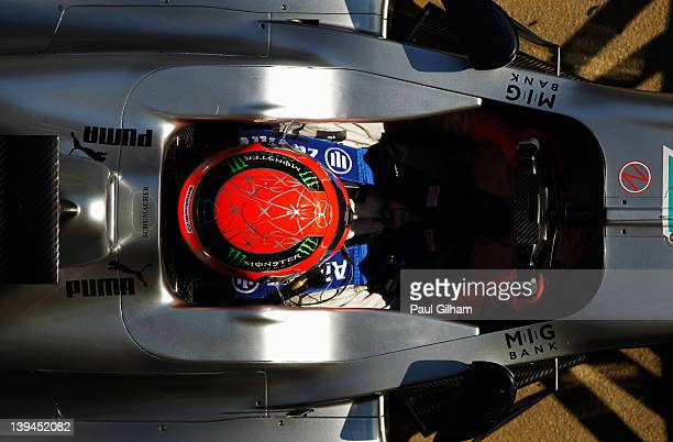 1 555 F1 Cockpit Photos And Premium High Res Pictures Getty Images