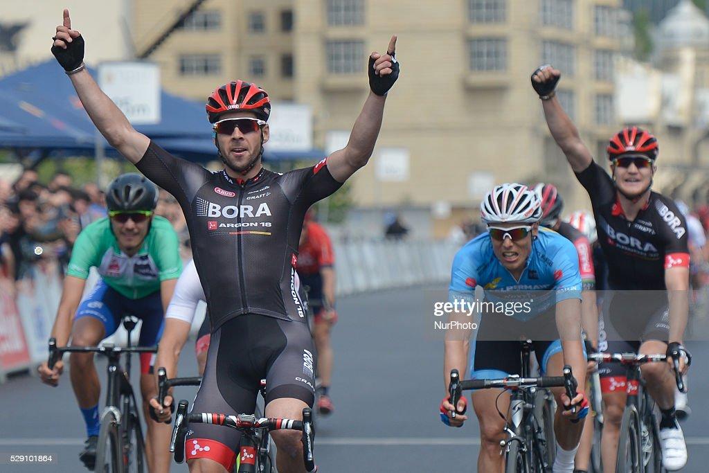 Final stage of Tour d'Azerbaijan : News Photo
