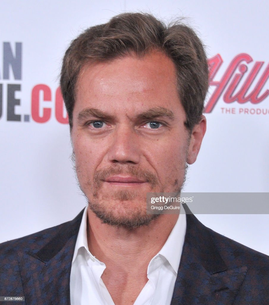 Michael Shannon arrives at the 31st Annual American Cinematheque Awards Gala at The Beverly Hilton Hotel on November 10, 2017 in Beverly Hills, California.