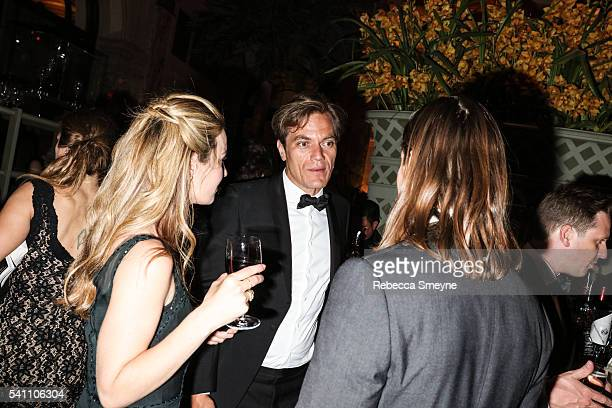 Michael Shannon at the official Tony Awards afterparty at the Plaza Hotel in New York NY on June 12 2016