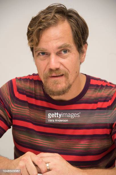 Michael Shannon at the What They Had Press Conference at the Four Seasons Hotel on October 8 2018 in Beverly Hills California
