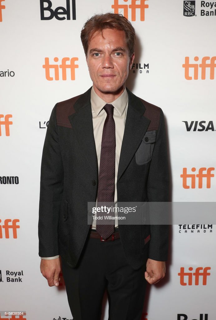 Michael Shannon attends Fox Searchlight's 'The Shape Of Water' TIFF Screening at Elgin and Winter Garden Theatre Centre on September 11, 2017 in Toronto, Canada.