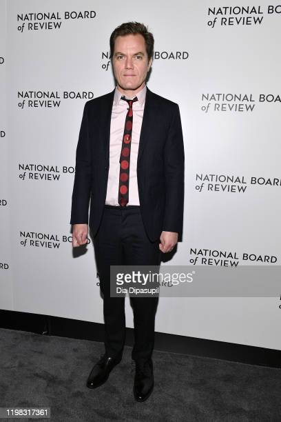 Michael Shannon attends the 2020 National Board Of Review Gala on January 08 2020 in New York City