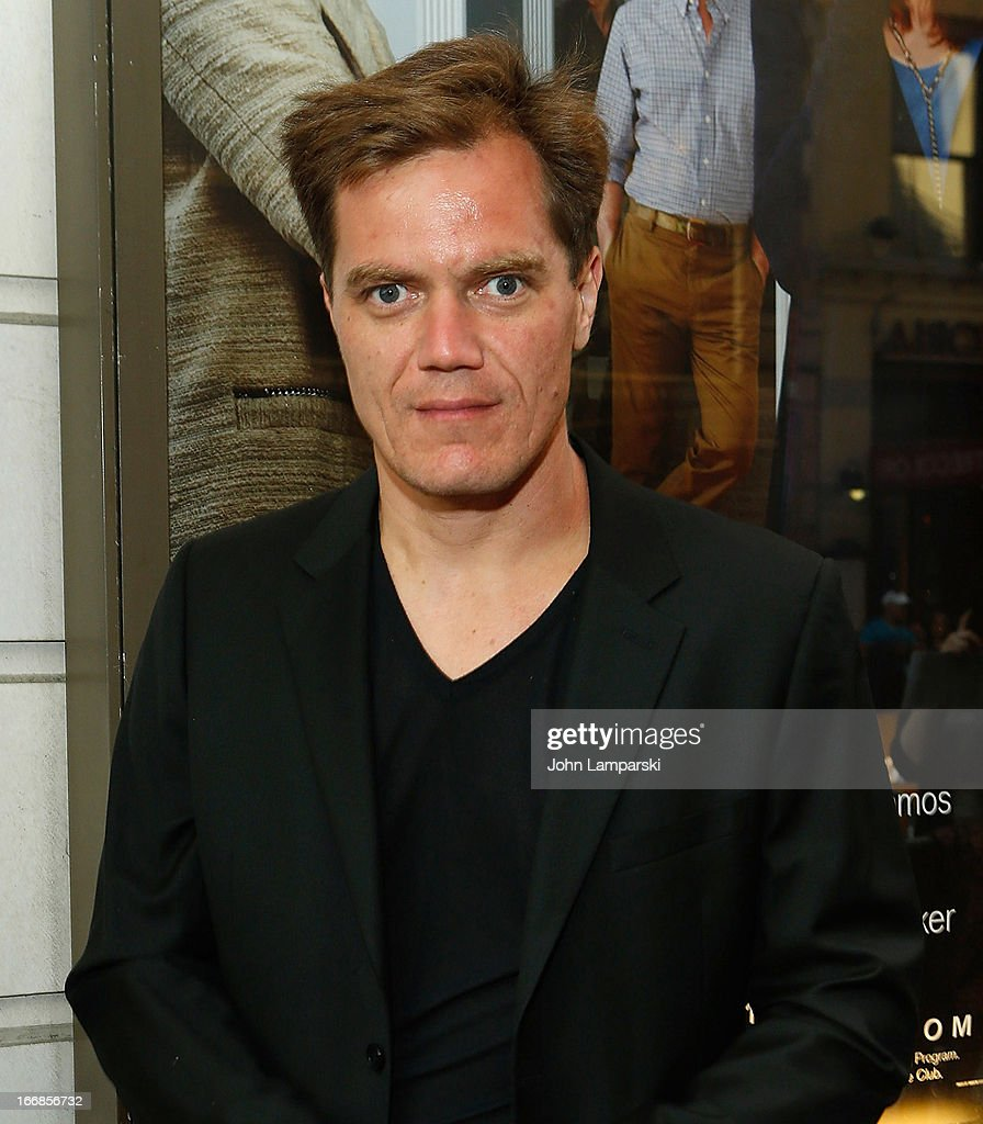 Michael Shannon attends 'The Assembled Parties' Broadway Opening Night at the Samuel J. Friedman Theatre on April 17, 2013 in New York City.