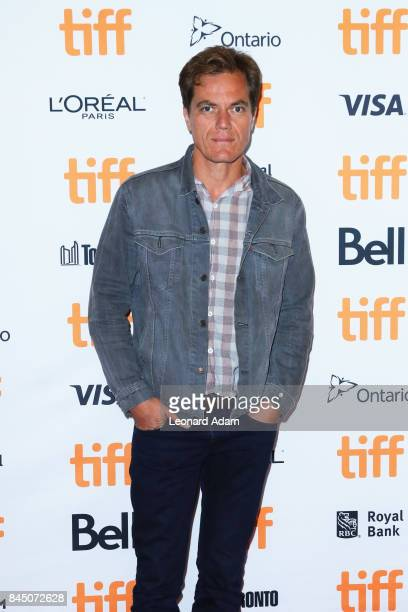 Michael Shannon attends The Current War premiere during the 2017 Toronto International Film Festival at Princess of Wales Theatre on September 9 2017...